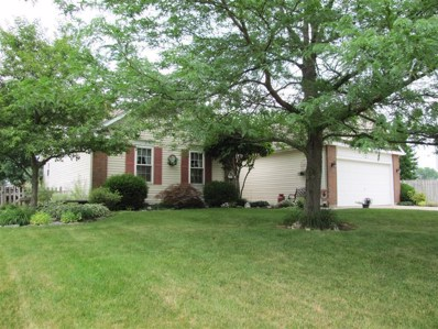 116 Players Ct, Urbana, OH 43078 - MLS#: 419534