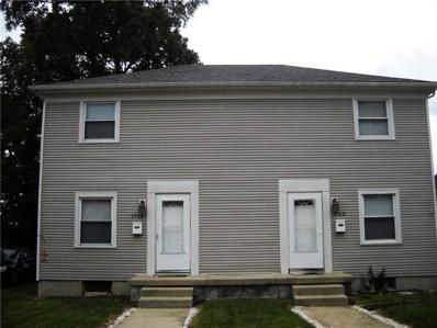1723-1725 Mound Street, Springfield, OH 45505 - MLS#: 419556