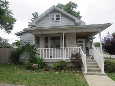1853 Springmont Avenue, Springfield, OH 45506 - MLS#: 419739