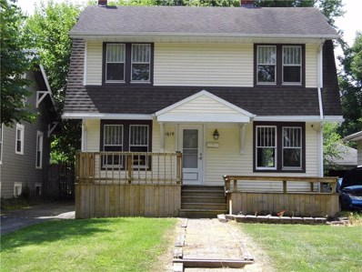 1619 Oakland Parkway, Lima, OH 45805 - MLS#: 420881