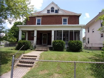 1360 S Fountain Avenue, Springfield, OH 45506 - MLS#: 420892
