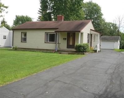 807 W 3rd Street, Marysville, OH 43040 - MLS#: 421167