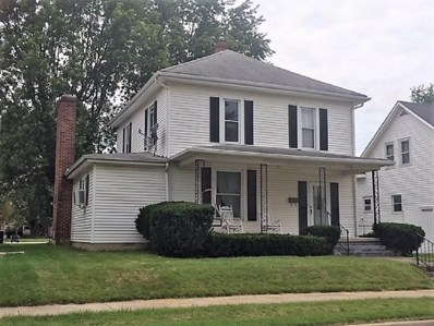 105 S Wood Street, Wapakoneta, OH 45895 - MLS#: 421177