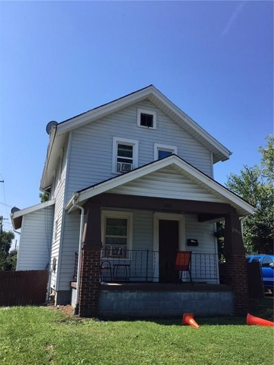 2015 Irwin Avenue, Springfield, OH 45505 - MLS#: 421208
