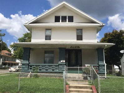702 Sherman, Springfield, OH 45503 - MLS#: 421339