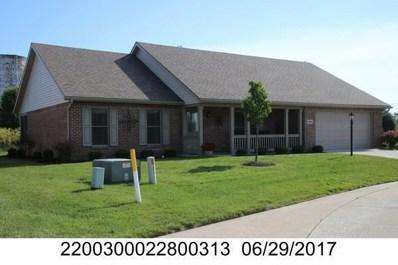 1892 Birchwood Court UNIT 33, Springfield, OH 45502 - MLS#: 421442