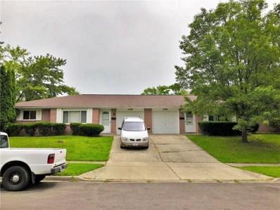 6496 Walnut Ridge Road, Dayton, OH 45414 - MLS#: 421499
