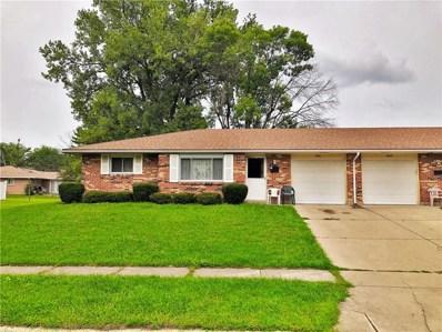 6601 Walnut Ridge Road, Dayton, OH 45414 - MLS#: 421500