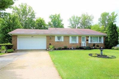 872 Hilltop Drive, Bellefontaine, OH 43311 - MLS#: 421506