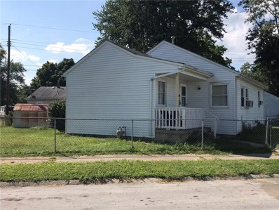 1633 Mansfield Avenue, Springfield, OH 45505 - MLS#: 421702