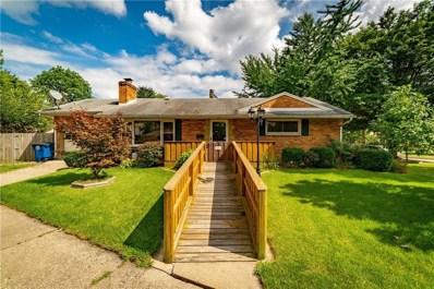 846 Hampshire Road, Dayton, OH 45419 - MLS#: 421815