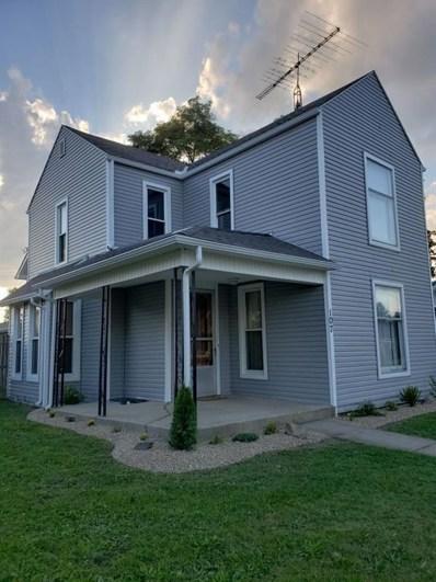 107 Boggs Street, De Graff, OH 43318 - MLS#: 421850