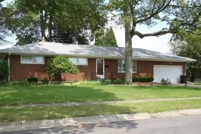 1734 Thomas Drive, Springfield, OH 45503 - MLS#: 421862
