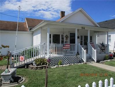 114 Sherman, Piqua, OH 45356 - MLS#: 421952