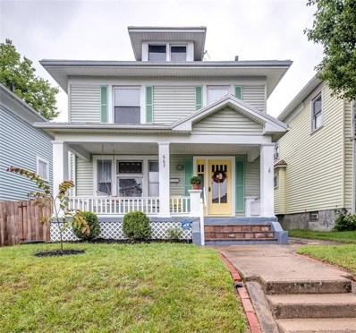663 Carlisle, Dayton, OH 45410 - MLS#: 422036