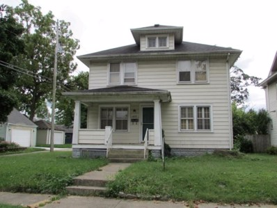 617 Snowhill, Springfield, OH 45504 - MLS#: 422070