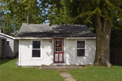 215 Stephenson Street, Lakeview, OH 43331 - #: 422443