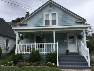 120 N Hayes Street, Bellefontaine, OH 43311 - MLS#: 422809