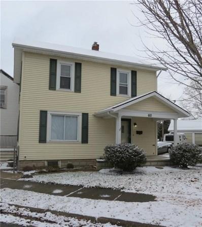 610 Foraker, Sidney, OH 45365 - MLS#: 422997