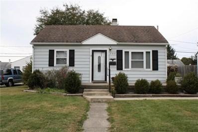 705 Cortland Drive, Springfield, OH 45505 - MLS#: 423161