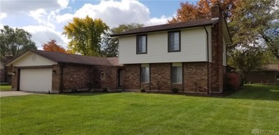6760 S County Road 25a, Tipp City, OH 45371 - MLS#: 423480