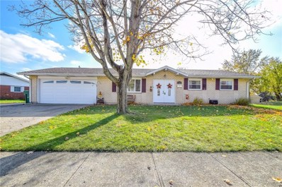 532 Glenn Avenue, New Carlisle, OH 45344 - MLS#: 423545