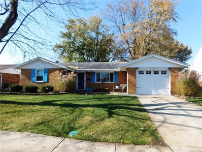 1603 Cedarbrook Place, Sidney, OH 45365 - MLS#: 423591