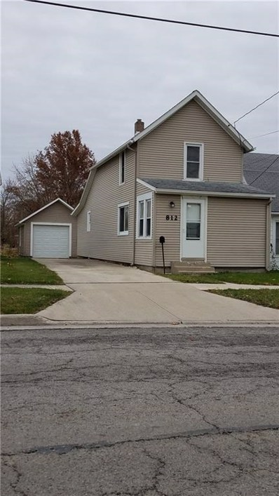 812 Murray Street, Wapakoneta, OH 45895 - MLS#: 423601