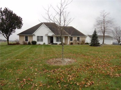 1564 County Road 10, Bellefontaine, OH 43311 - MLS#: 423789
