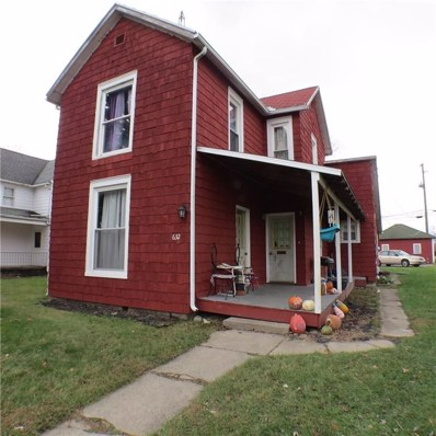 632 S West Street, Lima, OH 45804 - MLS#: 423851