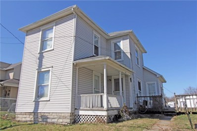 636 Roosevelt, Piqua, OH 45356 - MLS#: 423862