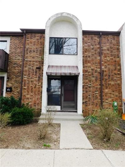 647 Villa Road UNIT D, Springfield, OH 45503 - MLS#: 424743