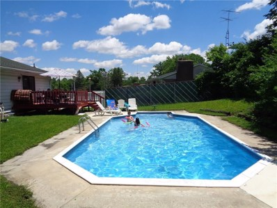 3507 Colonial Drive, Springfield, OH 45504 - #: 425673