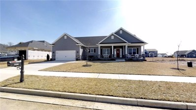 526 Loxley Lane, Troy, OH 45373 - MLS#: 425715