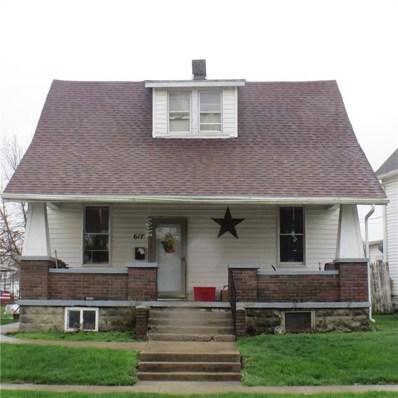 617 E Bellefontaine Street, Wapakoneta, OH 45895 - MLS#: 426750
