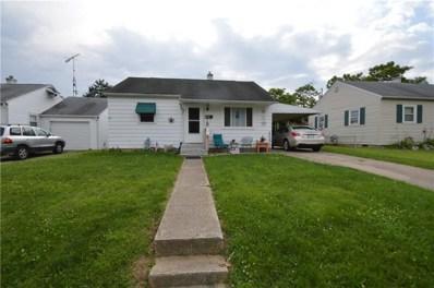 653 Cortland Drive, Springfield, OH 45505 - MLS#: 428269