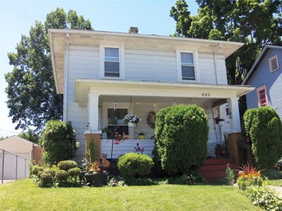 645 E Southern, Springfield, OH 45505 - #: 428283