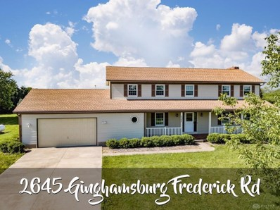 2645 W Ginghamsburg Frederick Road, Tipp City, OH 45371 - #: 428298