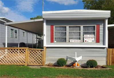 8312 Sr 366 UNIT 8, Russells Point, OH 43348 - #: 428852