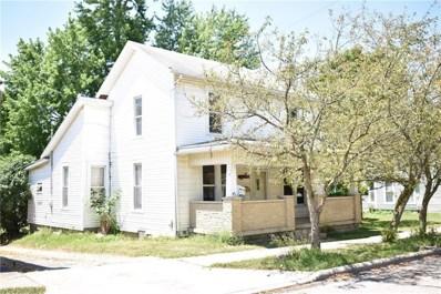 409 Garfield Avenue, Bellefontaine, OH 43311 - #: 428983