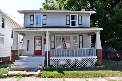 204 E Brown Avenue, Bellefontaine, OH 43311 - #: 429425