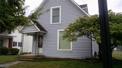 601 E Auglaize Street, Wapakoneta, OH 45895 - #: 429837