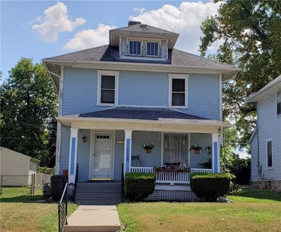 721 E Cassilly Street, Springfield, OH 45503 - #: 429848