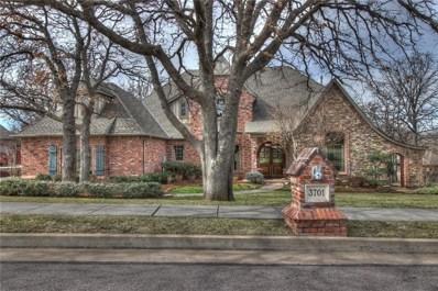 3701 Hunters Creek Road, Edmond, OK 73003 - #: 853874