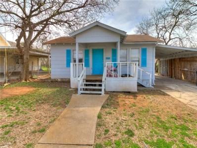 1124 SW 31st Street, Oklahoma City, OK 73109 - #: 855253