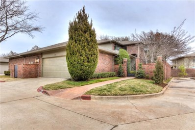 6206 Waterford Boulevard UNIT 58, Oklahoma City, OK 73118 - #: 856298