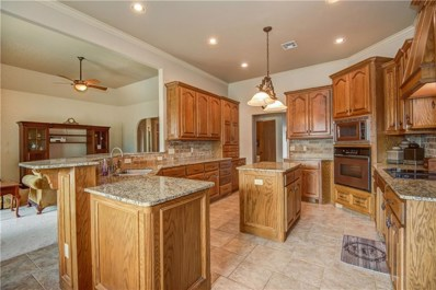 4300 Gallant Fox Drive, Edmond, OK 73025 - #: 861000
