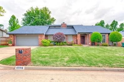 4306 Saint Thomas Drive, Oklahoma City, OK 73120 - #: 863550