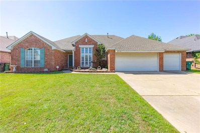 8908 NW 116th Terrace, Oklahoma City, OK 73162 - #: 864117