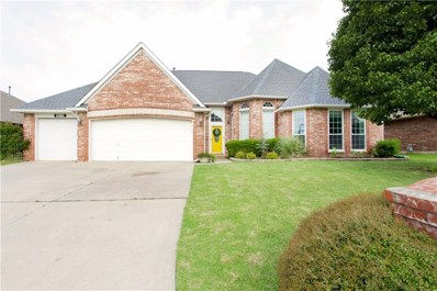 11605 Blueridge Court, Oklahoma City, OK 73162 - #: 866300